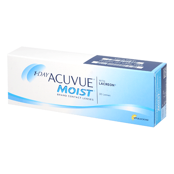 Image of 1-Day Acuvue Moist 30
