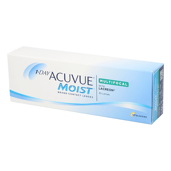 Image of 1-Day Acuvue Moist Multifocal 30