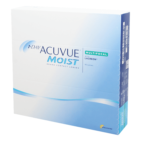 Image of 1-Day Acuvue Moist Multifocal 90