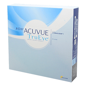 1-Day Acuvue TruEye 90er Box product image