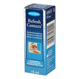 Allergan Refresh Contacts - 15ml product image
