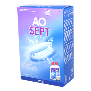 AOSEPT PLUS 2x360ml product image