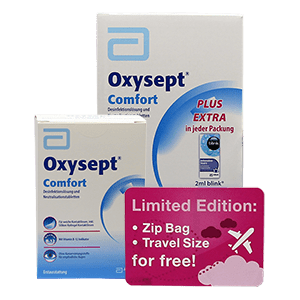 Oxysept Comfort - 90 Giorni product image