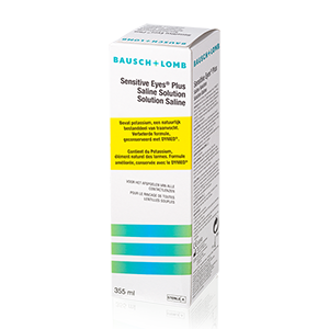 B und L Sensitive Eyes 355ml product image