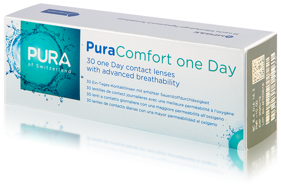 PuraComfort one Day 30 product image