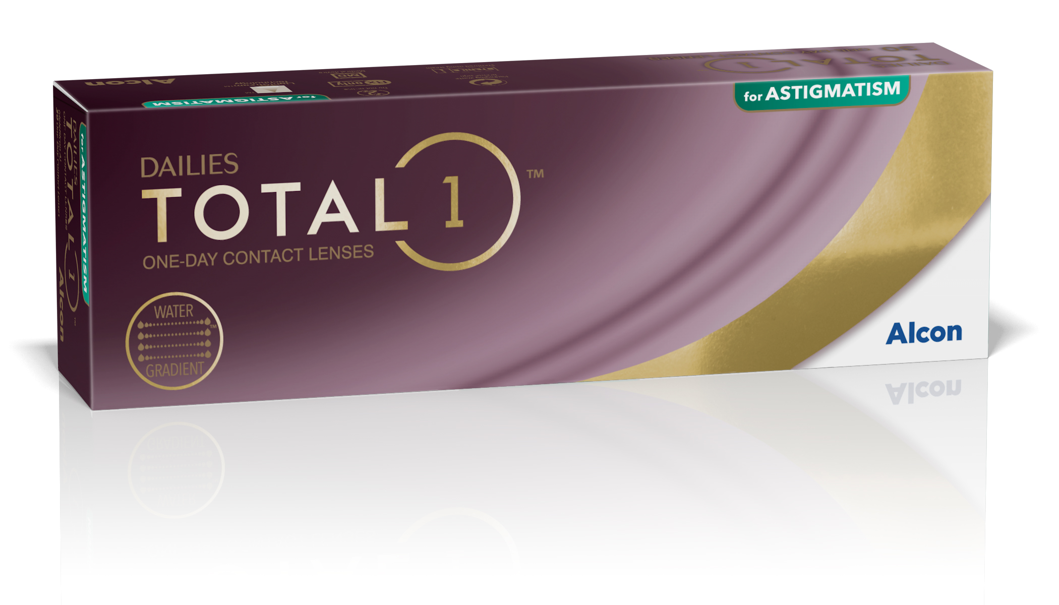 DAILIES TOTAL 1 Toric 30 product image