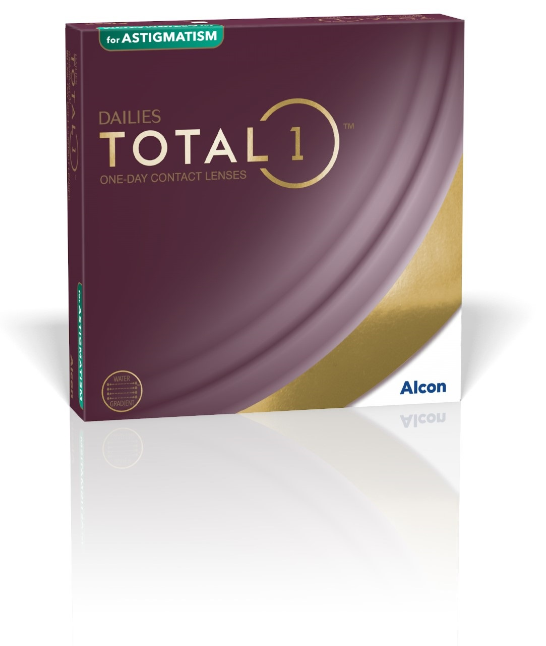 DAILIES TOTAL 1 Toric 90 product image