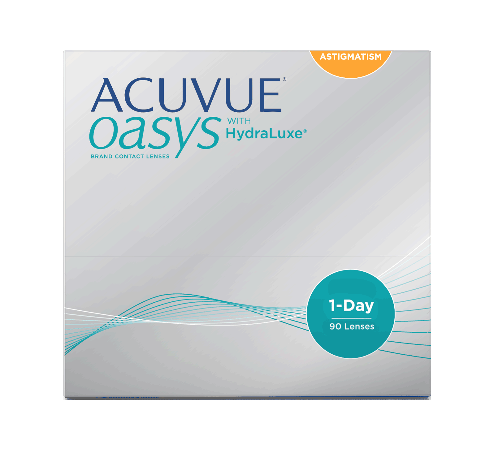 Acuvue Oasys 1-Day for Astigmatism 90 product image