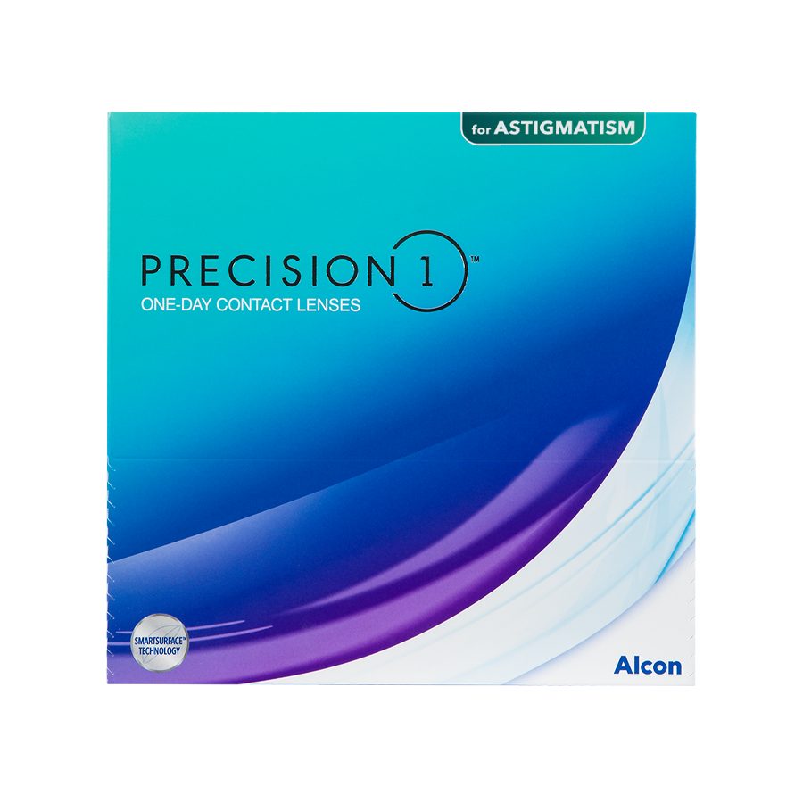PRECISION 1 for Astigmatism - 90 product image