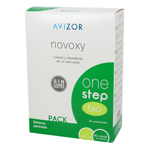 Novoxy One Step 2x350ml rinsing solution product image