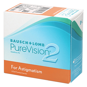 PureVision 2 HD for Astigmatism 6 product image