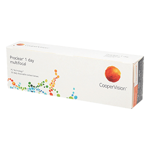 Proclear 1-Day Multifocal 30 Tageslinsen product image