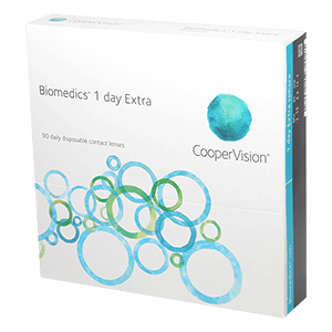 Biomedics 1-Day Extra 90-contactlenses product image