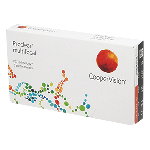 Proclear Multifocal 6 contactlenses product image