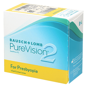 PureVision-2 for Presbyopia product image