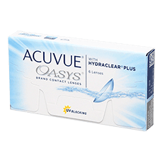 Acuvue Oasys 6 contact lenses product image