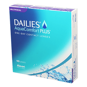 Dailies Aquacomfort Plus Multifocal 90 product image