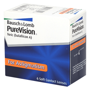 PureVison Toric 6 contactlenses product image