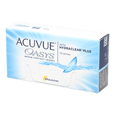 Acuvue Oasys 12pcs Box contact lenses product image