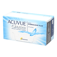 Acuvue Oasys 24 contact lenses product image