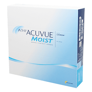 1-Day Acuvue Moist 90er Box product image