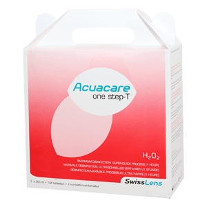 Acuacare One Step-T 3x360ml product image