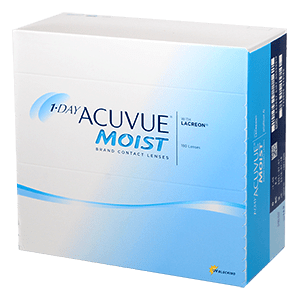 1-Day Acuvue Moist 180er Box product image