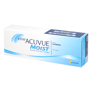 1-Day Acuvue Moist 30er Box product image