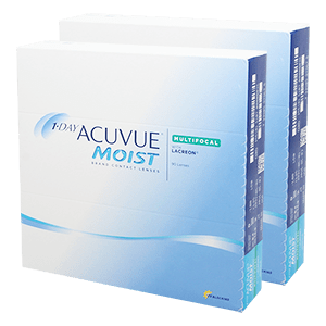 1-Day Acuvue Moist Multifocal 180-Kontaktlinsen product image