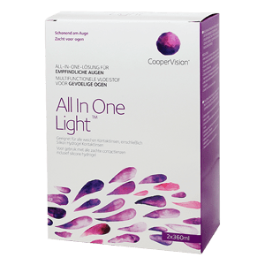 All in One Light 2x360ml