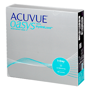 Acuvue Oasys 1-Day with Hydraluxe 90 product image