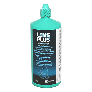 Lens Plus OcuPure - 360ml product image