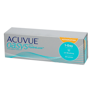 Acuvue Oasys 1-Day for Astigmatism 30 product image