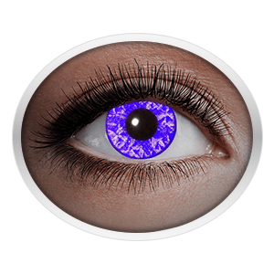 Lentilles lilas (UV Violet Diamond) product image