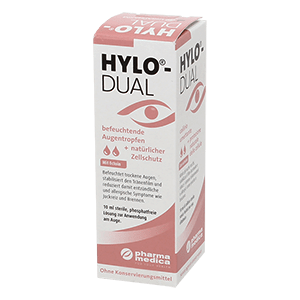 HYLO-Dual Augentropfen 10ml product image