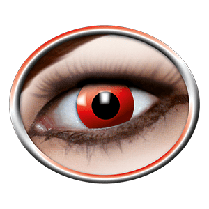 Lentilles rouges (Red Devil)