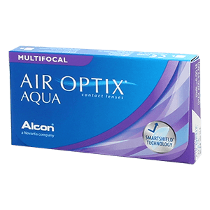 AIR OPTIX AQUA Multifocal 3 product image