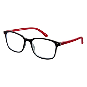 Reading glasses Vital black-red product image