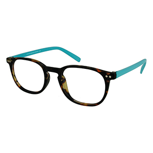 Reading Glasses Rhapsody Havana-Turquoise product image
