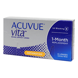 Acuvue Vita For Astigmatism 6 product image