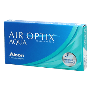 Air Optix Aqua 6 product image