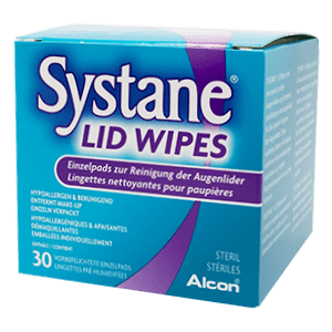 SYSTANE Lid Wipes 30 Stk.