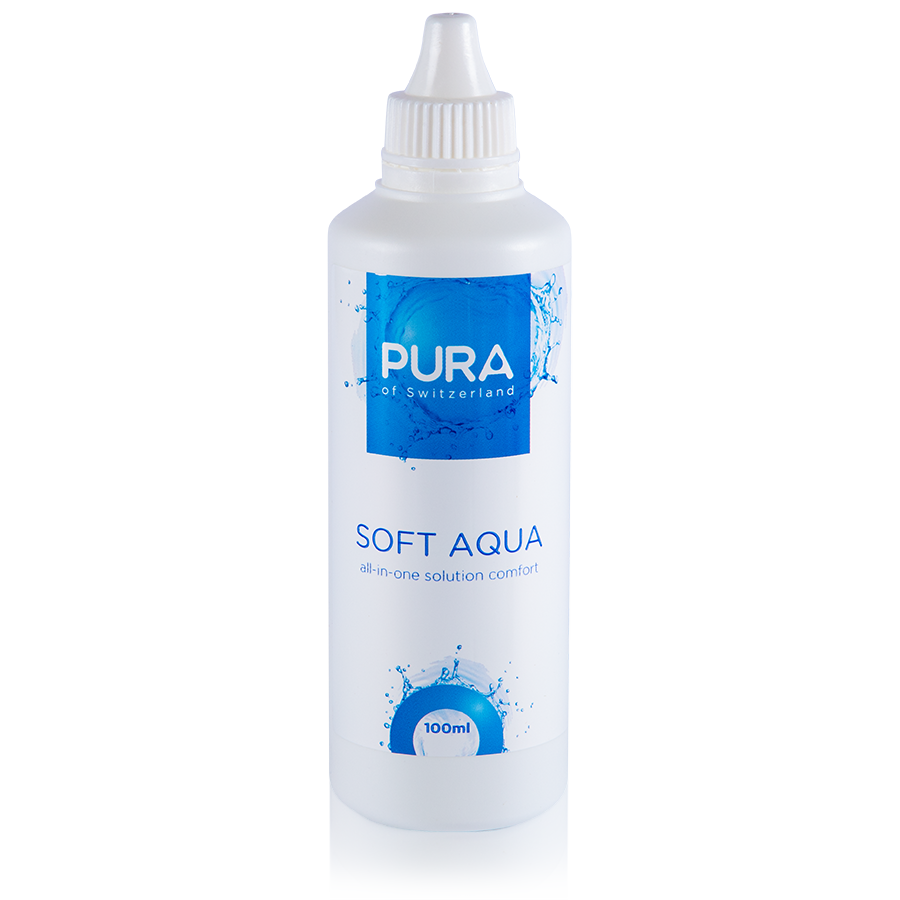 PuraSoft Aqua 100ml product image