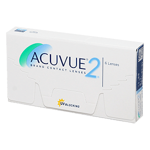 Acuvue 2 6 contact lenses product image