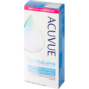 ACUVUE RevitaLens 100ml product image