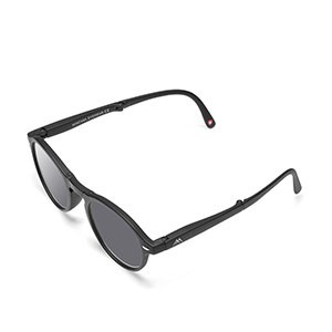 Foldable reading sunglasses Clever Black product image