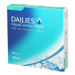 Dailies AquaComfort Plus Toric 90 product image