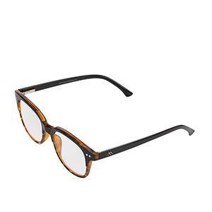 Reading Glasses Dawn Brown Black product image