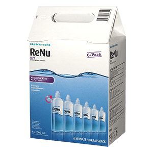 Renu MPS Sensitive Eyes 6Monatspack product image