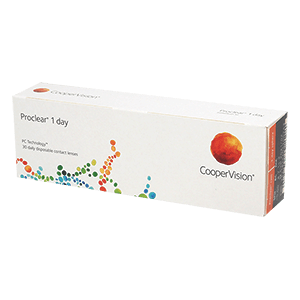 Proclear 1-Day 30 contact lenses product image